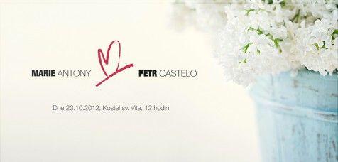 Svatební oznámení 136