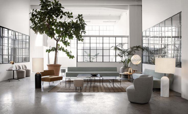 Gubi Gt Lounge Chair Modern Line Sofa And Modern Line