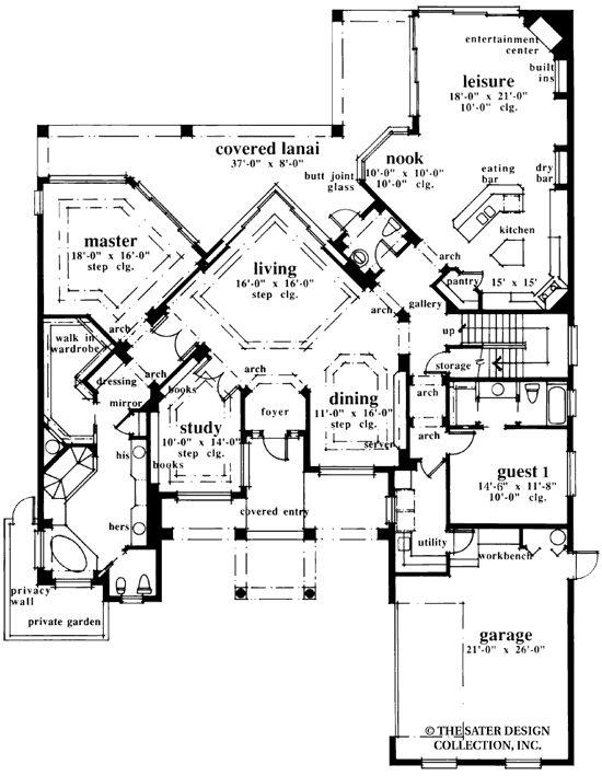 16 Best Buchanan Ct Lot Images On Pinterest Floor Plans