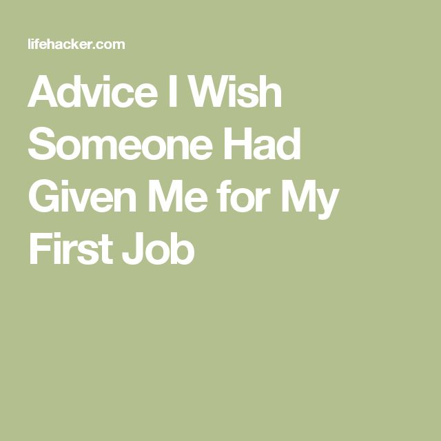 best my first job ideas starbucks interview advice i wish someone had given me for my first job