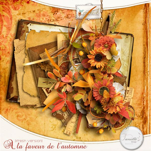 *** New *** A la faveur de l'automne {fresh version} by Fanette Designs  http://www.myscrapartdigital.com/shop/index.php?main_page=product_info&cPath=24_28&products_id=2634&zenid=3c3cd951ccff224db69faa7058ad9760