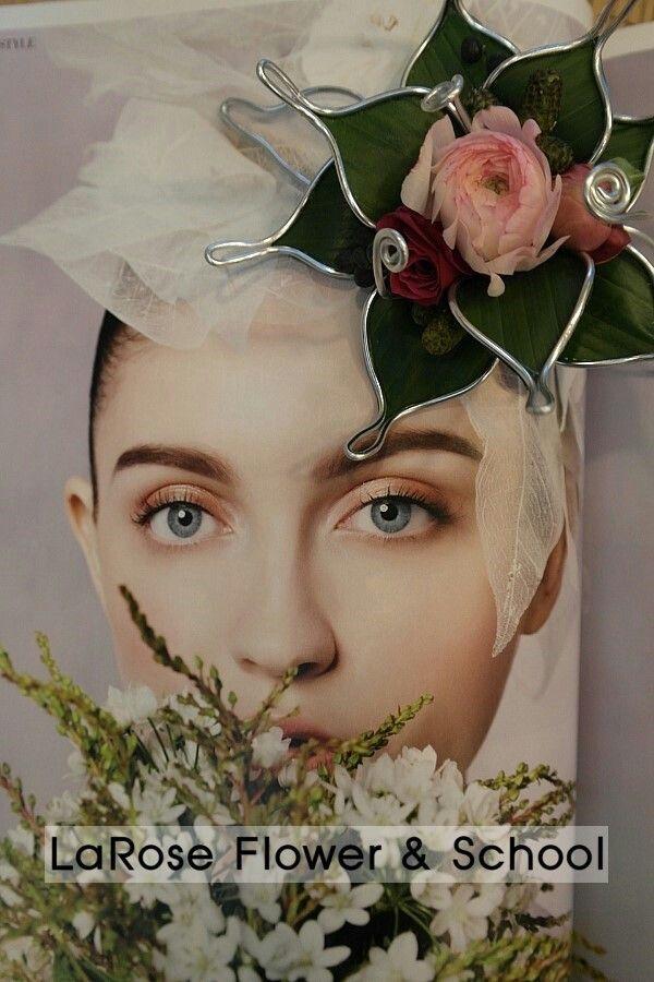 #flower to wear #hairdress#weddingflower