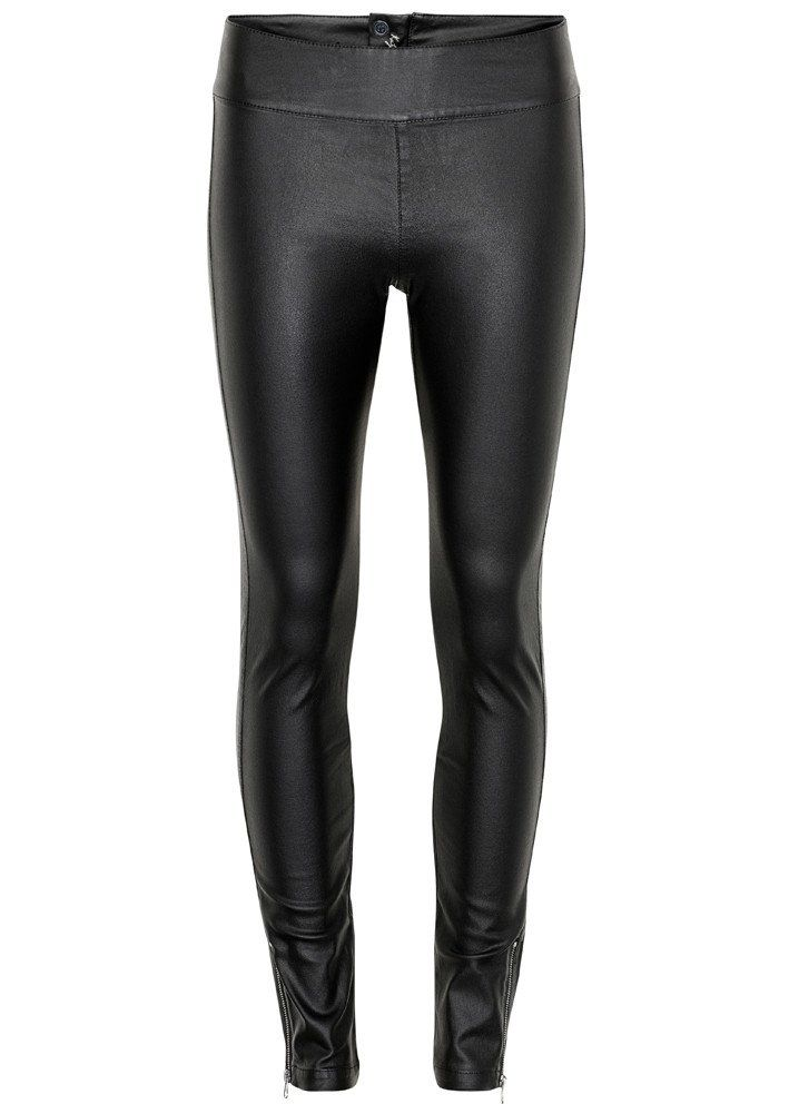 Cream Leggings / bukser sorte 10601049 Belus Katy Fit - pitch black