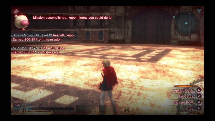 Final Fantasy Type 0 HD (PS4) Ελληνικό Review | by Gamers Grinder