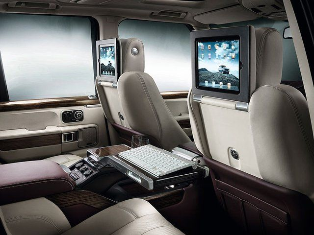 2011 Range Rover Autobiography Ultimate Edition