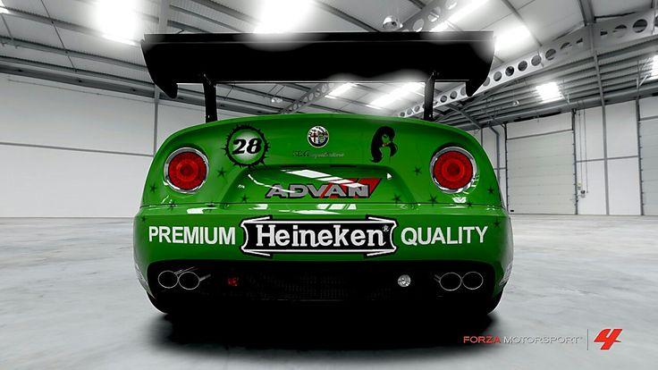 Alfa Romeo 8C Competizione de lterminat28 dans la vitrine de Forza Motorsport 4 Découvrez l'Alfa Romeo 8C Competizione de lterminat28 en photo dans Forza Motorsport 4 et donnez votre avis grâce aux commentaires. Si, vous aussi, vous souhaitez partager vos clichés réalisés...
