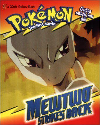 Pokemon - Mewtwo Strikes Back (Little Golden Book)