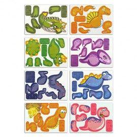 dinosaur-3-d-puzzles