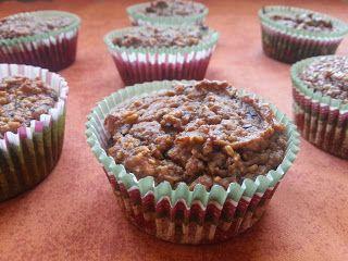Sağllıklı Tatlı Farklı Tarifler :): Balkabaklı Sağlıklı Muffin Tarifi