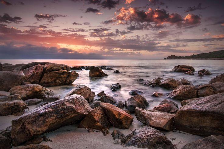 Sunrise at Castle Rock Western Australia (OC) (6457x4305)   landscape Nature Photos