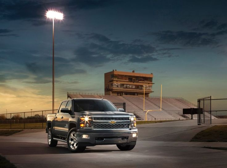2015 Chevrolet Silverado Texas Edition