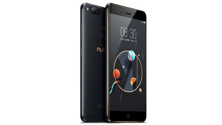 ZTE Nubia Z17 Mini Launched With 6GB RAM And Dual 13MP Camera