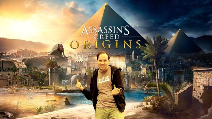 Right now @ twitch.tv/haribokart Im finally trying Assassins Creed Origins on PS4 Pro for the first time. Im actually pretty excited about this one  #AssassinsCreedOrigins #Ubisoft #PS4Live #Twitch #SupportSmallStreamers #TeamEmmmmsie #AssassinsCreed #PS4Pro. #Livestream