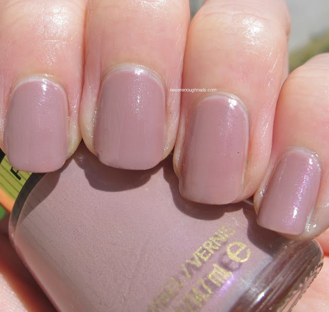 Revlon Quot Secluded Beach Quot My Nail Polish Collection D