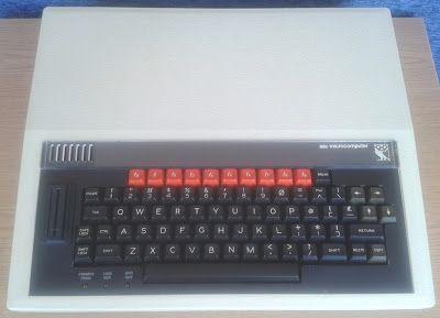 Retro Ordenadores Orty: Acorn BBC Micro (A) (1981) ordenador de 16K de  Ac...
