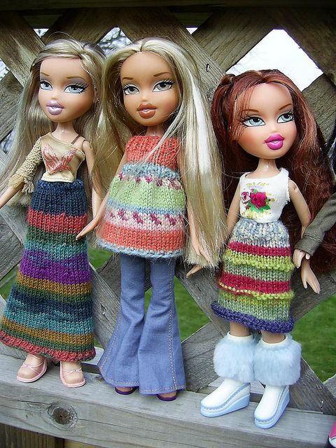 1000+ images about Bratz dolls on Pinterest Toys, UX/UI Designer and Bffs