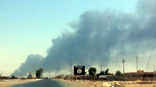 SON DAKİKA...Suriye'den IŞİD'e Hava Saldırısı!!!