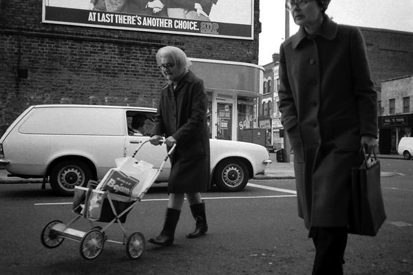 Bethnal Green Road Over The Years (2) | PHIL MAXWELL