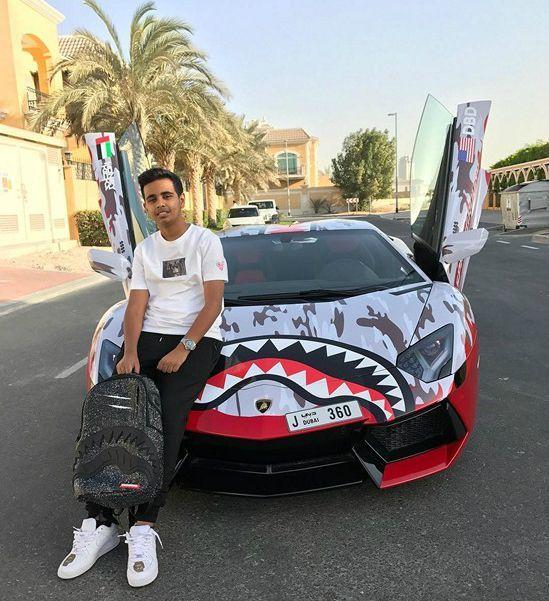 Richest Kid In Dubai >> Rashed Belhasa Height, Weight, Age, Wiki, Biography, Net Worth | Lifestyle, How to get money ...