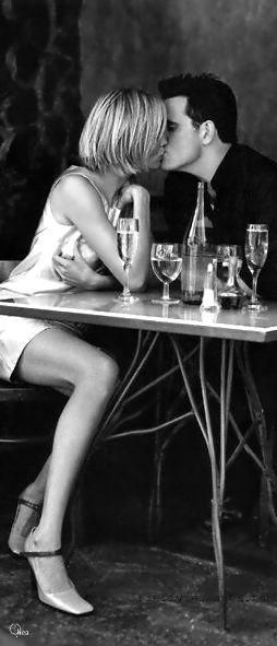BEING ROMANCED.... LadyLuxeLaFemmina