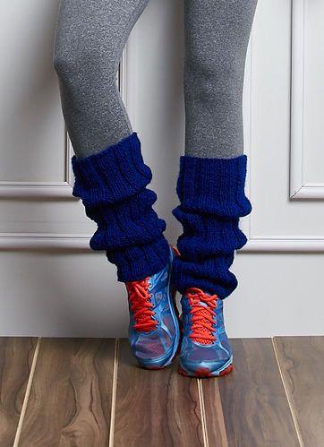Receitas Círculo - Fitness - Polaina Mollet Azul