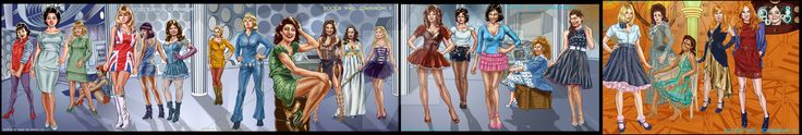 Doctor Who - Companions All