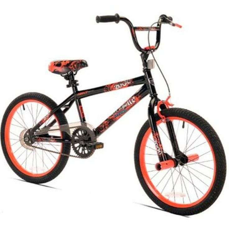 "Steel Frame  BMX Style 20"" Kent Boys' Backbone Bicycle Greit Gift Free Shipping  #Kent"