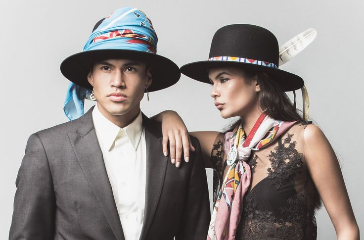 Bethany Yellowtail: fashion designed by a native american, inspired by native american culture, without offensive appropriation
