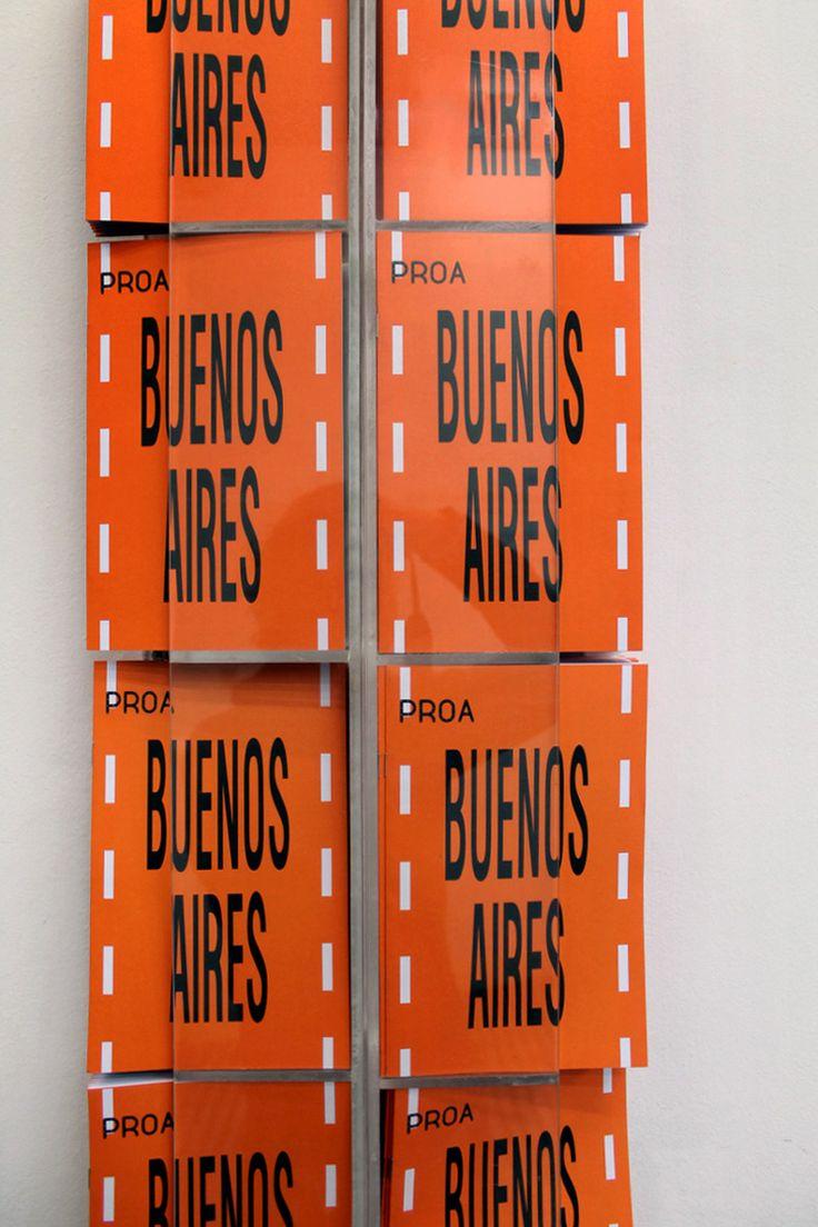 Spin — Proa – Buenos Aires Exhibition