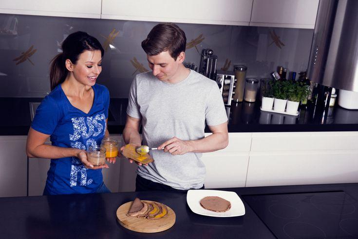 Naleśniki gryczane z musami do wyboru! Perfekcyjnie dobre śniadanie | healthy plan by ann | Bloglovin'