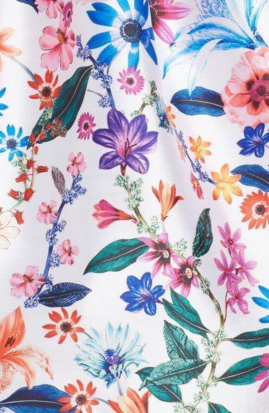 main image pippa julie floral print dress toddler girls little girls