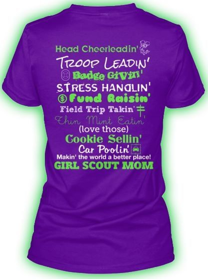 17 best images about girl scout tshirts on pinterest