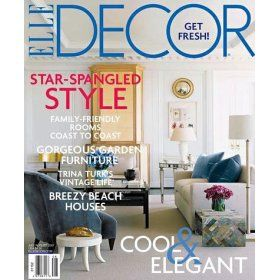 Elle Decor Magazine Subscription For 4 50