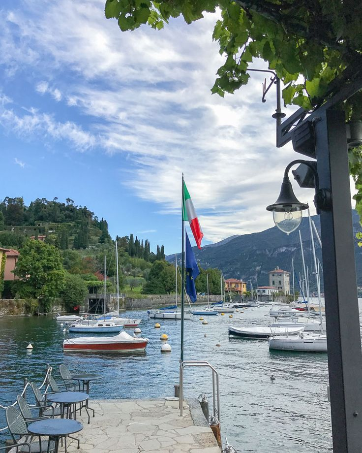 A three day Bellagio, Lake Como itinerary discovering Lake Como, via the lake, with Bellagio Water Sports.