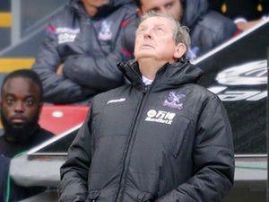 Crystal Palace boss Roy Hodgson: 'No scandal if we had drawn against Man United'