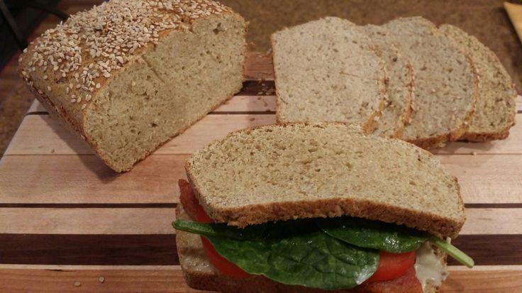 Keto Wedding Cake Recipe: SimpleSoda Bread For Sandwiches (Gluten Free, Sugar Free