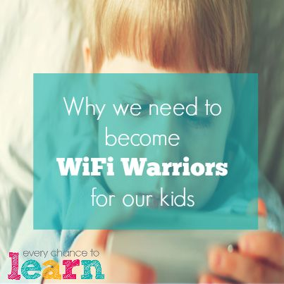 Worried About Your Child's WiFi Exposure?