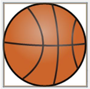 how to draw a basketball | Write an Online Basketball Shooting Game Using Silverlight 4 and ...