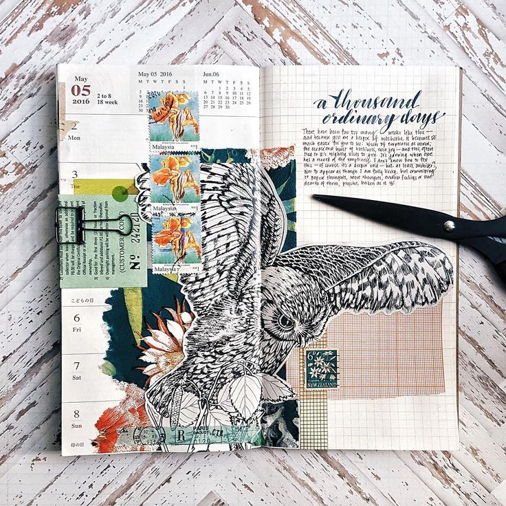 art journal by othersachas