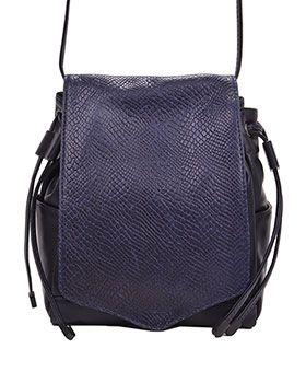 L.A.M.B. Edria Drawstring Bucket Bag
