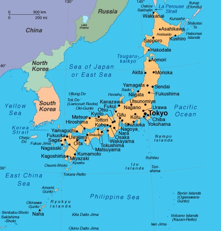 Best On The ISLES Of JAPAN Images On Pinterest Travel Japan - Japan map facts