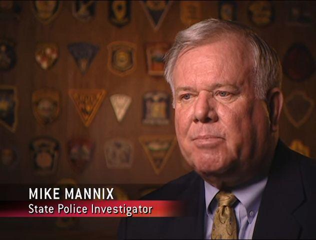 Mike Mannix, Illinois State Police Investigator | Forensic Files: Concrete Alibi (TV episode 2006) | Tags: murder, Karyn Slover