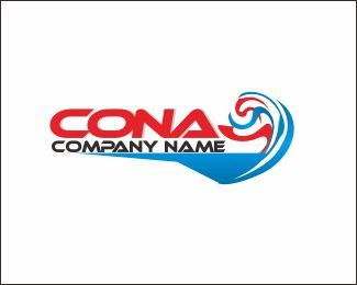 Conaa Logo design - suitable logo for the company website, sport, channel, and some companies are in line with the design Price $300.00