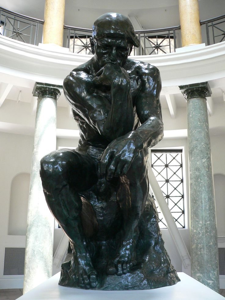 The Thinker Sculpture Analysis Essay - image 4