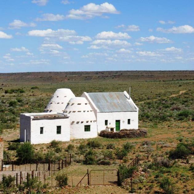 Stuurmansfontein Corbelled House, Carnarvon - Northern Cape - South Africa. #Carnarvon #Stuurmansfontein