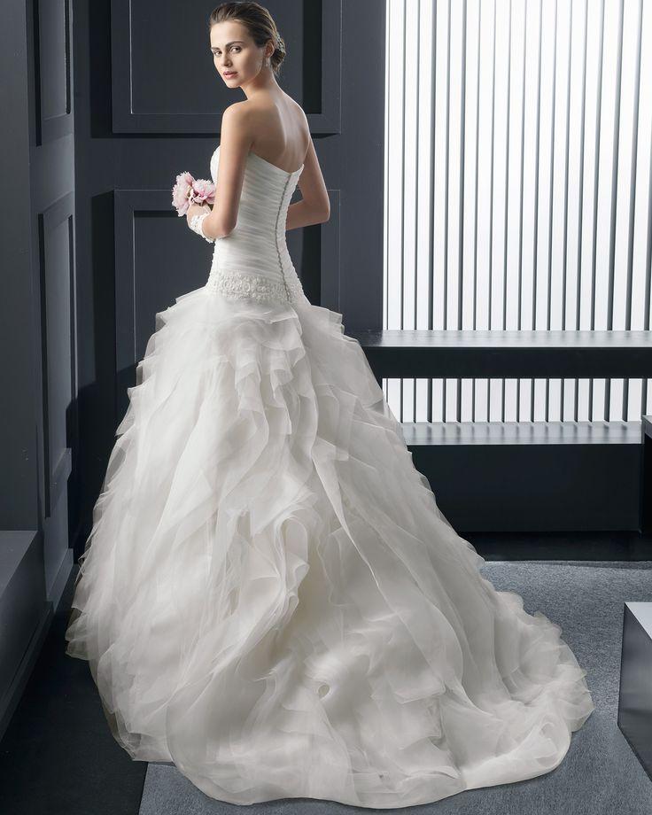 Ronald - Rosa Clará - Esküvői ruhák - Ananász Szalon - esküvői, menyasszonyi és alkalmi ruhaszalon Budapesten