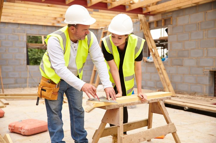 In recent years, there's been an upsurge in the construction of new homes and condominiums across Canada, which means there is a steady demand for skilled construction trade workers to keep new developments underway.