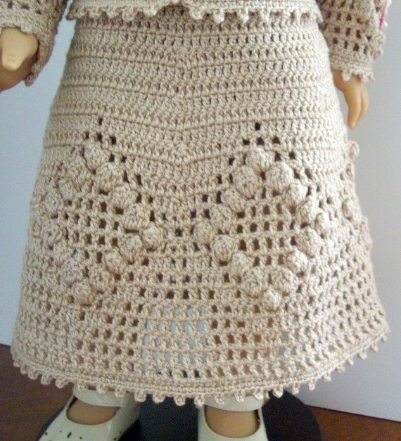 1396 best images about American girl doll crochet on ...