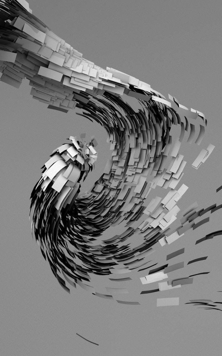 3D Field Flow Reza Processing