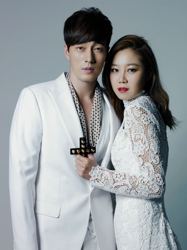 The Master's Sun ♡ #KDrama // So Ji Sub & Gong Hyo Jin